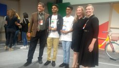 DK students win National Geographic Explorer award