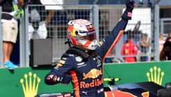 Verstappen produces mega lap to grab first career pole