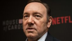Kevin Spacey makes first public appearance in 2 years