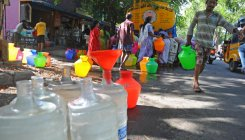 Water crisis prompts Chennaiites to conserve rainwater