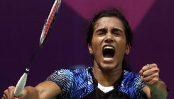 Sindhu only Indian in Forbes list of female athletes