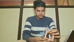 Hyderabad man develops bangle to shock harassers