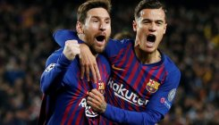 Coutinho set for Barca stay after Miami win over Napoli