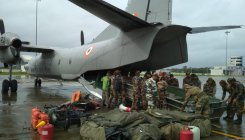 Army Intensifies Relief-Rescue Operations