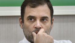 Rahul Gandhi gets an earful from CWC members