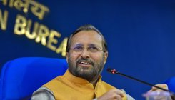 Media freedom intact under BJP rule, says Javadekar