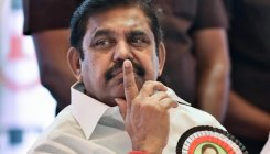 Chidambaram only burden on earth: Palaniswami
