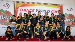 City dance team wins big in global contest