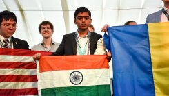 Bengaluru boy wins gold at Mathematics Olympiad