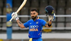 Kohli leads India to series win with 43rd ODI hundred
