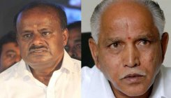 Phone-tapping: CM hints at probe, HDK denies role