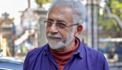 Never entertained the thought of failure: Naseeruddin