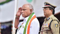 Crops on 4.69 lakh hectares of land lost: BSY