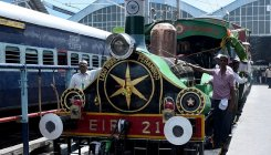 World's oldest steam engine on heritage run on I-Day