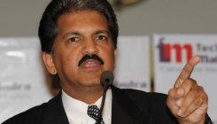 Anand Mahindra trolls Twitter user asking for bday gift