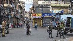 Kashmir remains shut despite eased restrictions