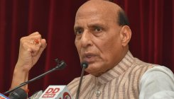 Relations with C. Asian nations to strengthen: Rajnath