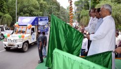 Nitish flags off 'publicity rath'