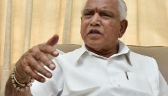 BSY to hold talks on Cabinet formation with Amit Shah