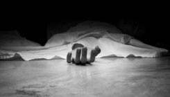 Family of Dalit man who committed suicide stages dharna