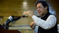 Pakistan PM welcomes UN's move to discuss Kashmir