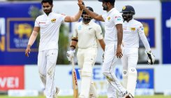 Chasing 268, Sri Lanka's openers make steady start
