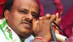 Ready for Int'l probe: HDK on CBI phone tap inquiry