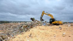 Bengaluru's waste chokes villages on outskirts