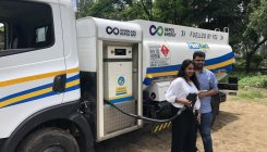 Now, get fuel at your doorstep with an app