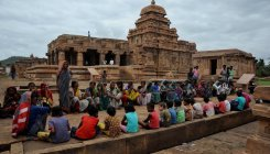 Temples are a godsend in Pattadakal