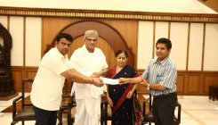 SKDRDP to donate Rs 25 cr CM's relief fund