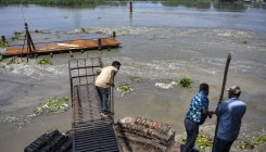 Yamuna breaches danger mark in Delhi