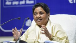 There is 'jungle raj' in BJP-ruled UP: Mayawati