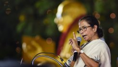 Human rights have been violated in Kashmir: Mamata