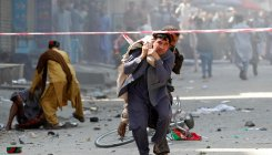Afghanistan: Explosions wound dozens on I-Day