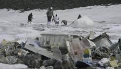 Army recovers wreckage of 1968 crash on Rohtang pass