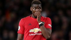 Man United condemn online racist abuse of Pogba