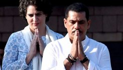 BJP rakes up Vadra as Priyanka defends Chidambaram