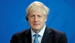 UK's Johnson to hold Brexit talks with Macron