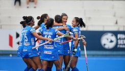 Indian women hockey team beat Japan to win Olympic Test