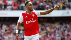 Arsenal trio can match Liverpool's: Aubameyang