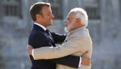 India and France commit to open and secure cyberspace