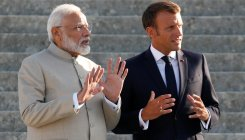 India joins France, US to counter China in Indo-Pacific