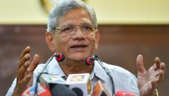 Yechury calls govt's announcement on economy PR attempt