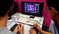 For the big pixel: Gaming is having a retro moment