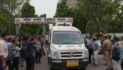 Jaitley's body taken to his residence