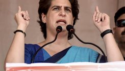 Shutting democratic rights is 'anti-national': Priyanka