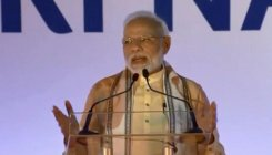 Modi begins redevelopment project of temple in Bahrain