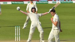 Superb century from Stokes levels Ashes series