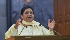 Mayawati questions Oppn's attempted visit to Kashmir